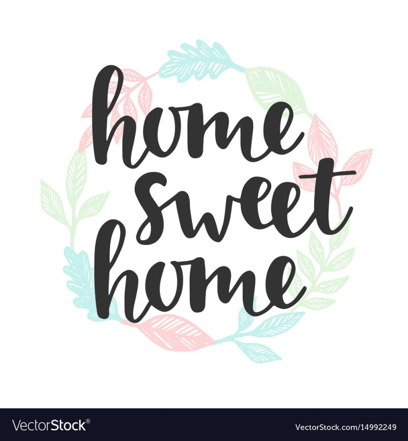 Large Of Quotes About Home