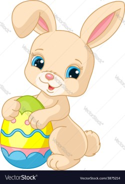 Artistic Easter Bunny Vector Image Easter Bunny Royalty Free Vector Image Vectorstock Easter Bunny S 30041 Easter Bunny S Boise