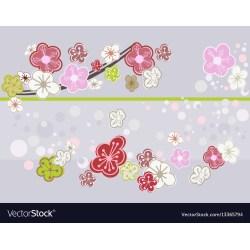 Small Crop Of Cherry Blossom Art