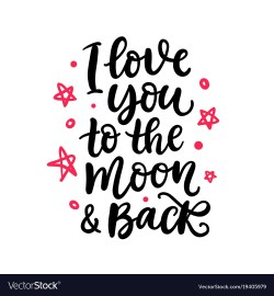 Small Of Moon And Back