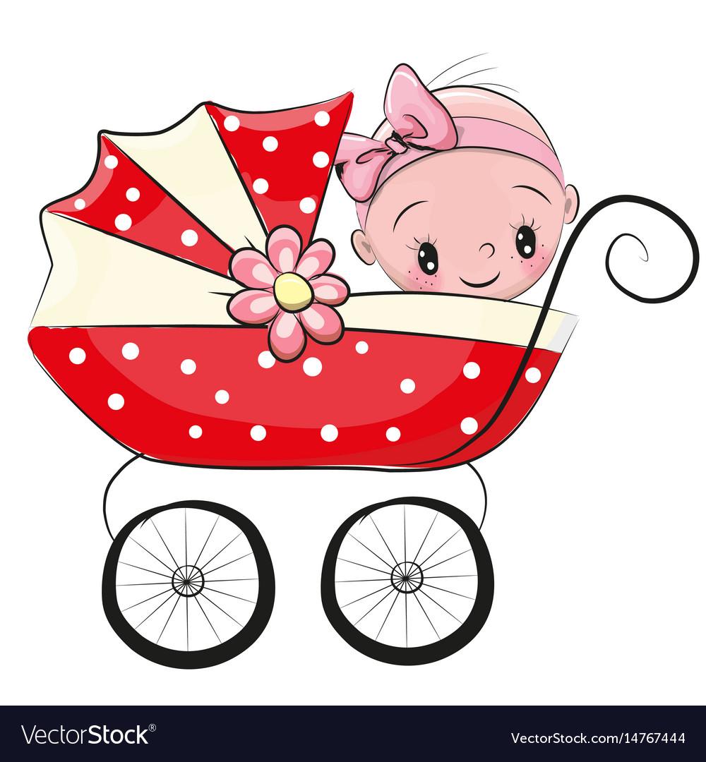 Fullsize Of Baby Girl Cartoon