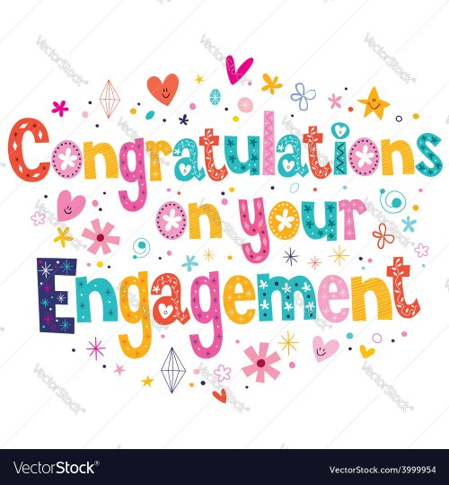 Medium Of Congratulations On Your Engagement