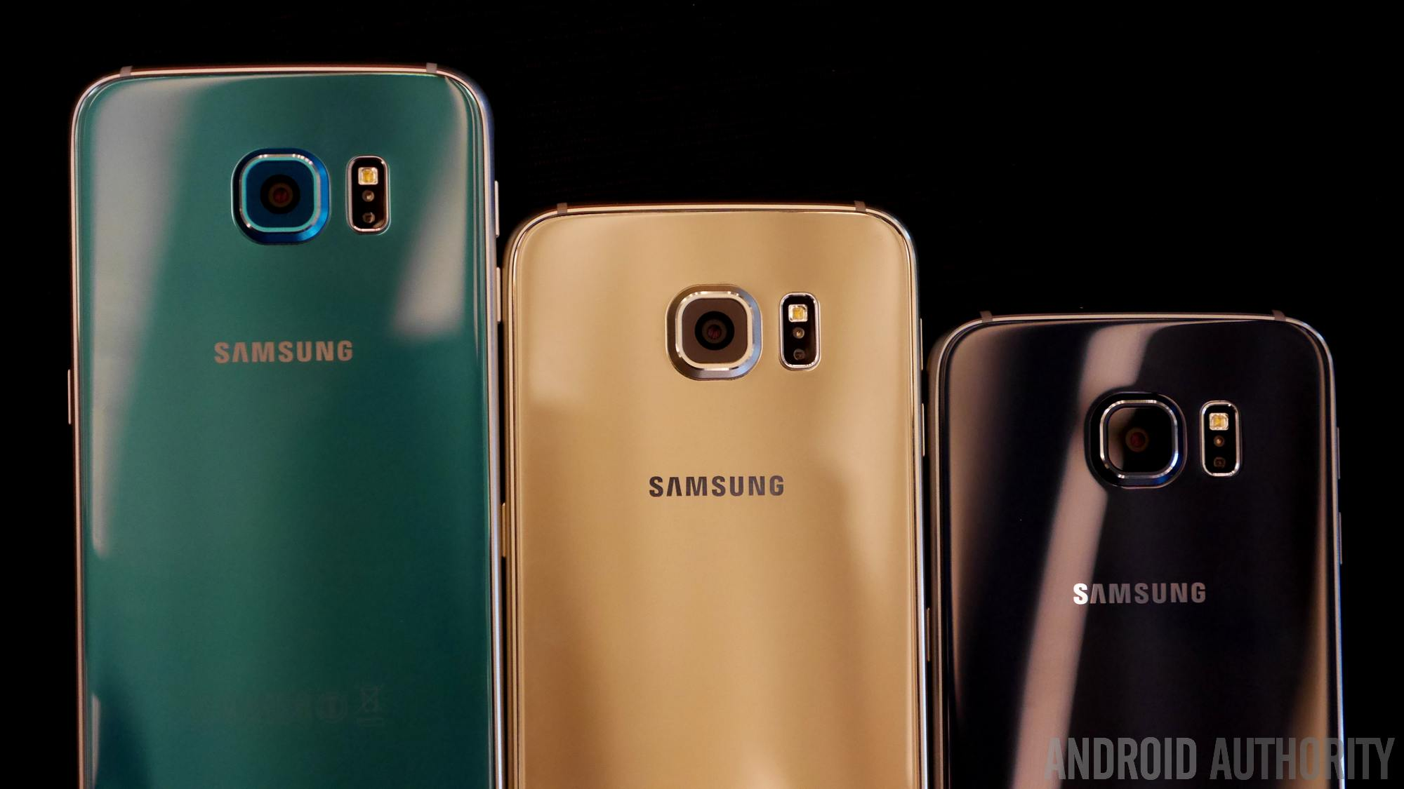 Fullsize Of Samsung Galaxy S6 Colors