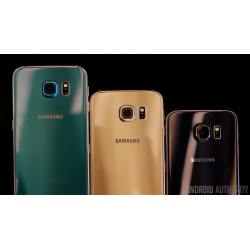 Small Crop Of Samsung Galaxy S6 Colors