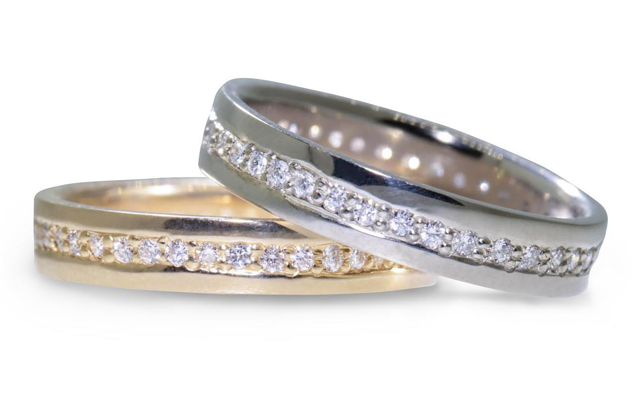 cm eternity wedding band with white diamonds eternity wedding bands CM Eternity Wedding Band with White Diamonds