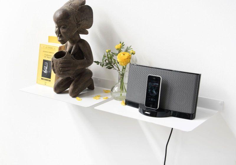 Large Of Electronic Wall Shelf