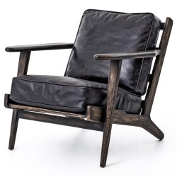 Small Crop Of Leather Lounge Chair