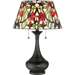 Small Crop Of Tiffany Style Lamps