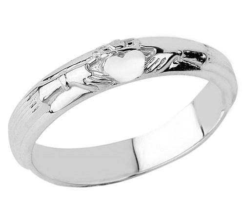 Medium Of White Gold Wedding Rings