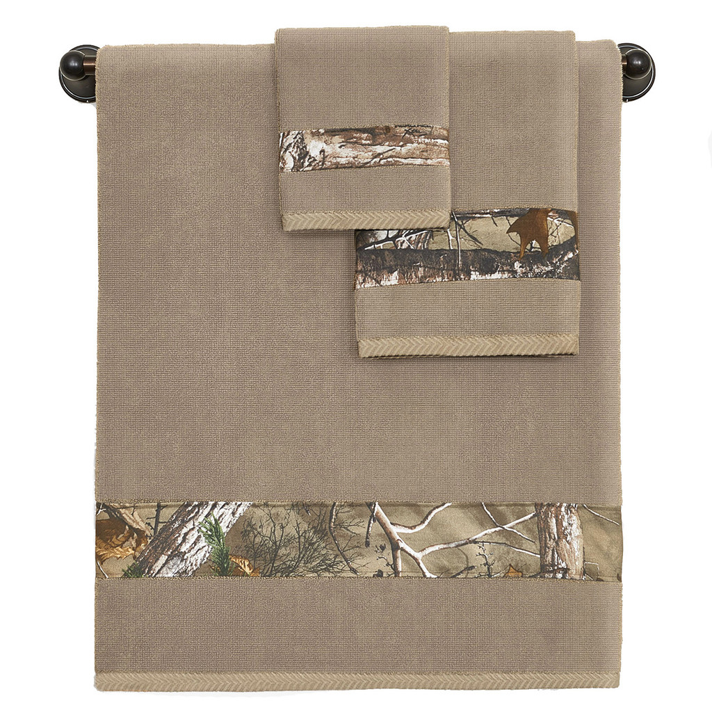 Picture Realtree Camo Towel Set Xtra Realtree Camo Bath Towels Camo Towels Bathroom Towels Bath Towel Sets Uk Bath Towel Sets Canada houzz-02 Bath Towel Sets
