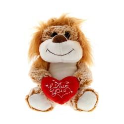 Small Crop Of Lion Stuffed Animal