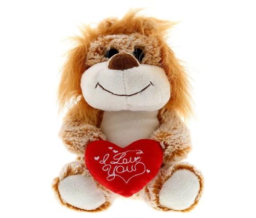 Medium Of Lion Stuffed Animal