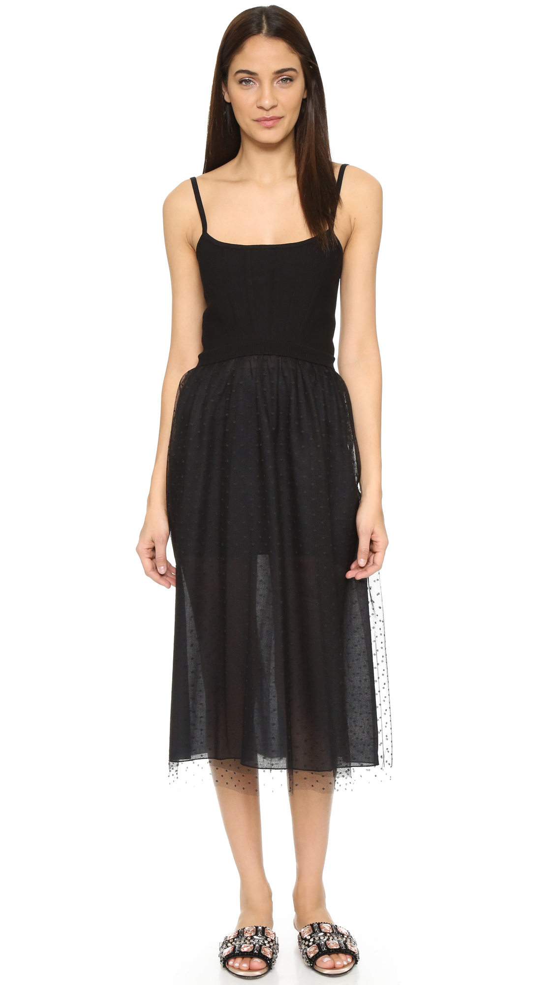Formidable Red Valentino Black Tea Length Dress Black Product 1 353377313 Normal Tea Length Dresses Prom Tea Length Dresses Amazon wedding dress Tea Length Dresses