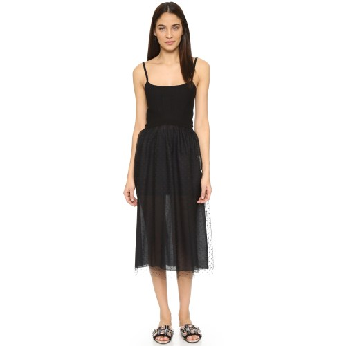 Medium Crop Of Tea Length Dresses