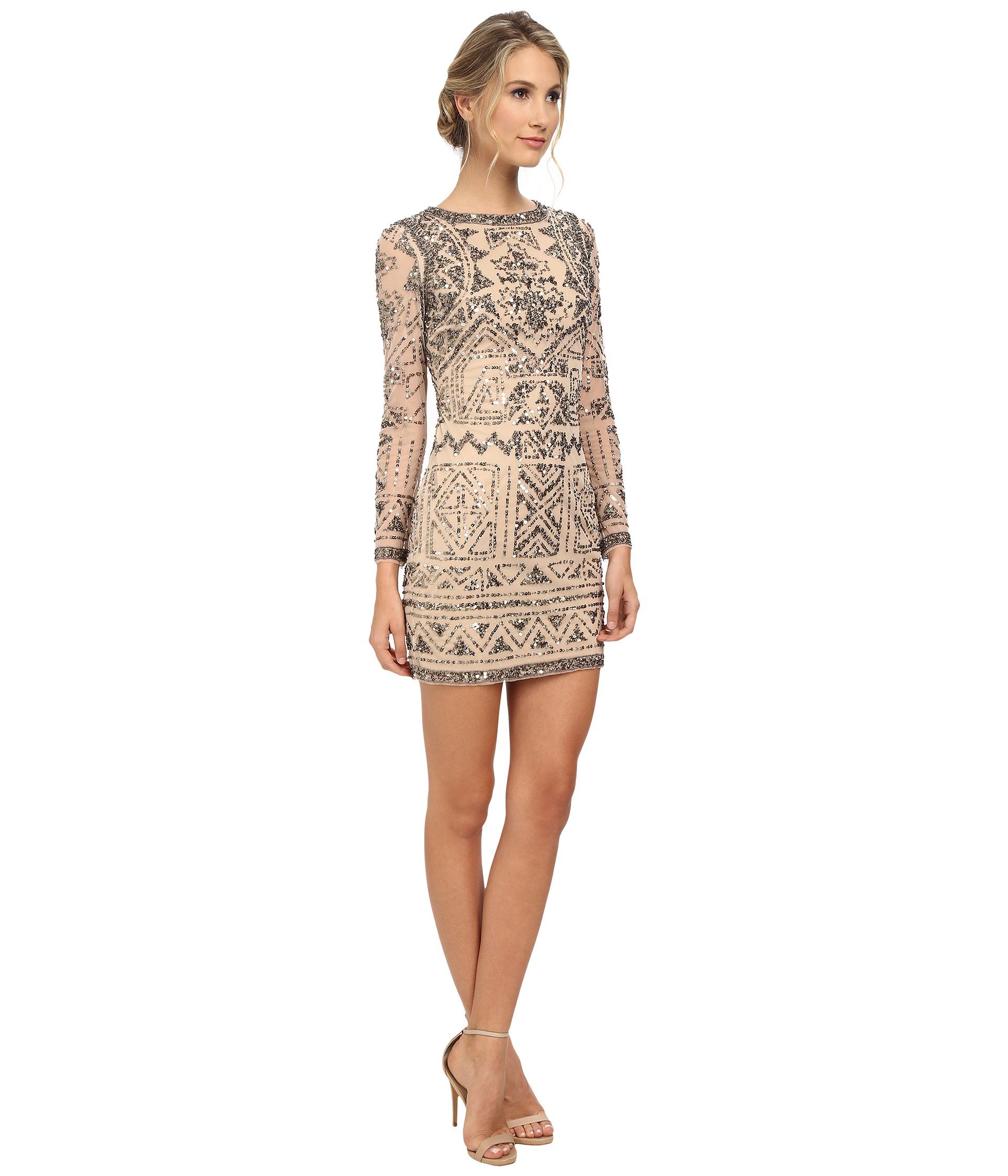 Fullsize Of Long Sleeve Cocktail Dresses