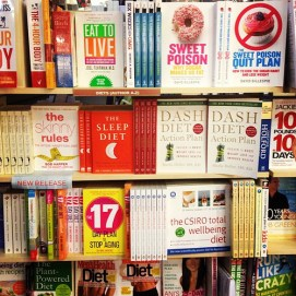Libros de dietas