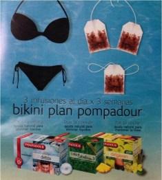Bikini Pompadour