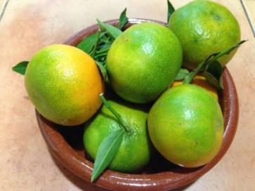Mandarinas verdes (640x480)