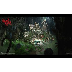 Small Crop Of Hansel And Gretel House
