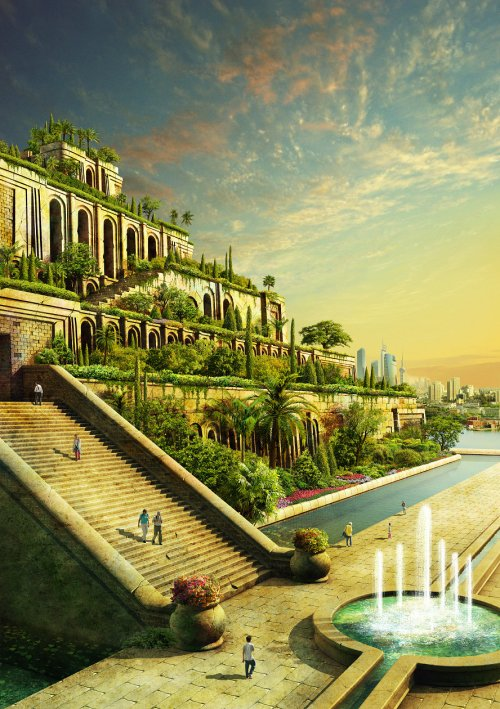Medium Of Hanging Gardens Images