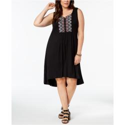 Small Crop Of Plus Size Swing Dress