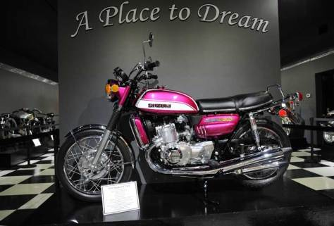 dream cycle suzuki gt750