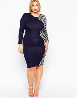 Small Of Plus Size Midi Dresses