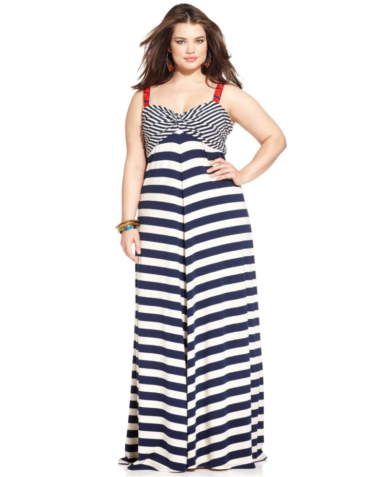 White Wedding Guest Lucky Brand Jeans Blue Lucky Brand Size Striped ...