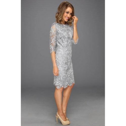 Medium Crop Of Lace Sheath Dress