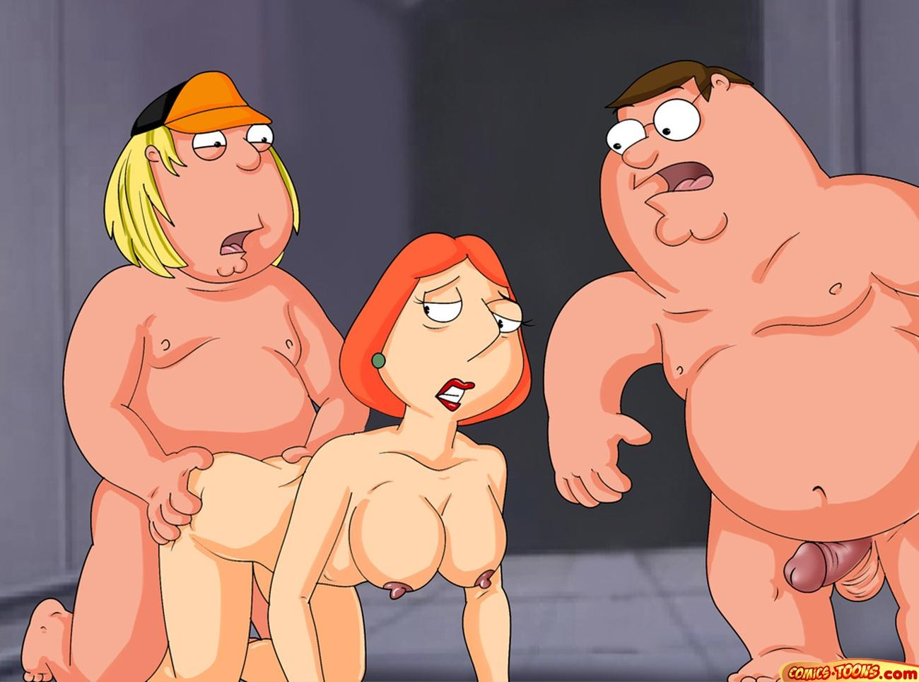 xbooru lois griffin whore