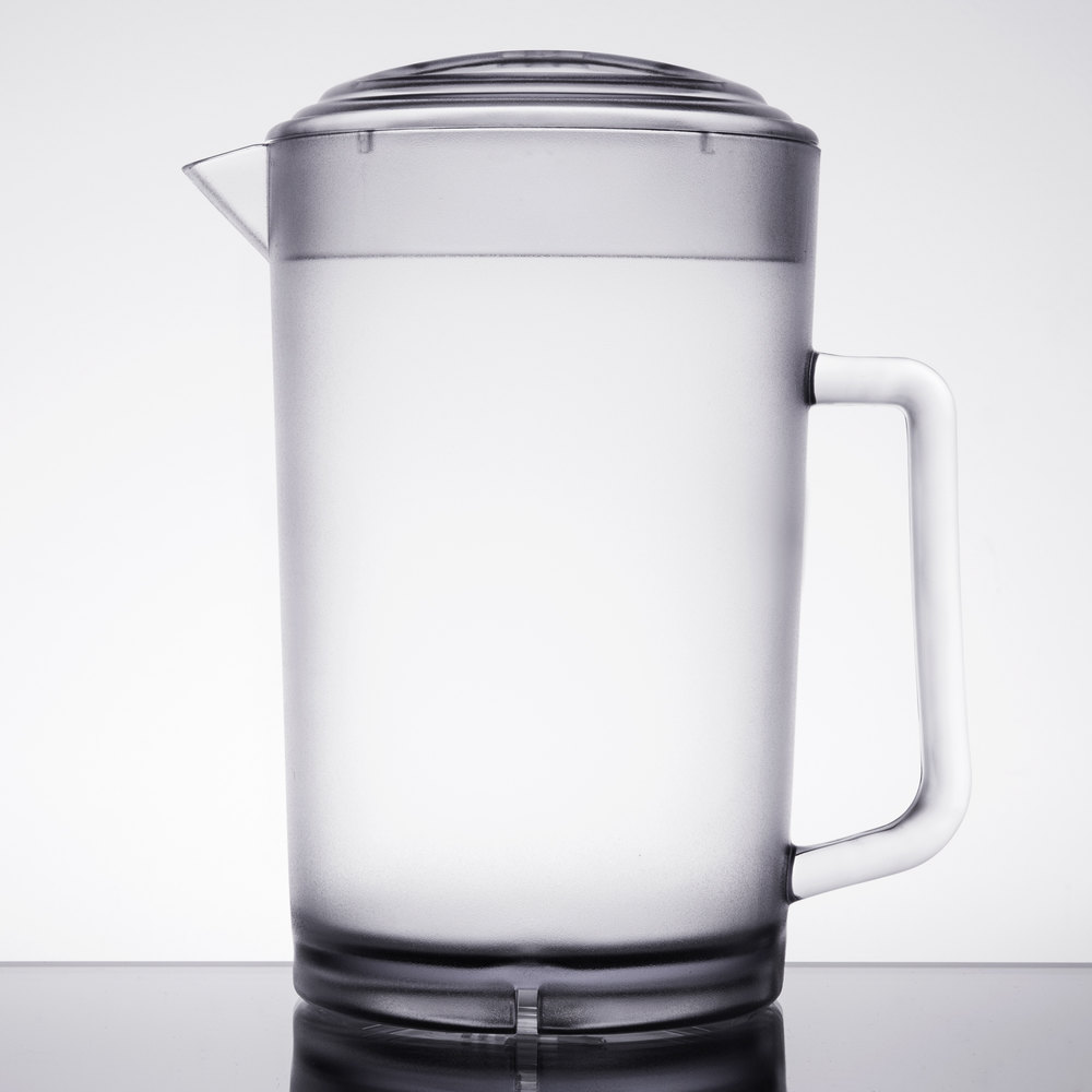 Fullsize Of Glass Pitcher With Lid