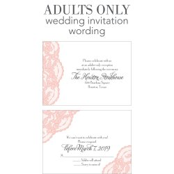 Small Crop Of Wedding Reception Invitation Wording
