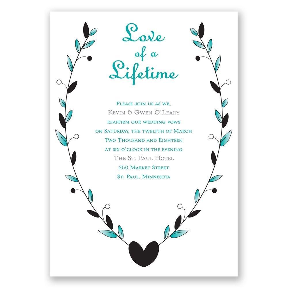 Fullsize Of Vow Renewal Invitations