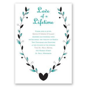 Inspirational Dw31932nfc Love A Lifetime Vow Renewal Invitation Vow Renewal Invitations Wording Vow Renewal Invitations Templates