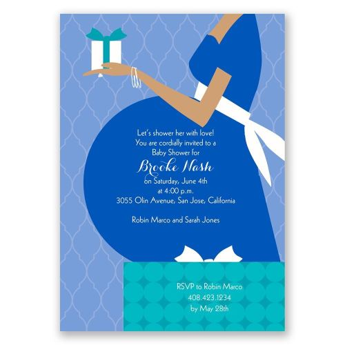 Medium Of Baby Shower Invitations For Boys