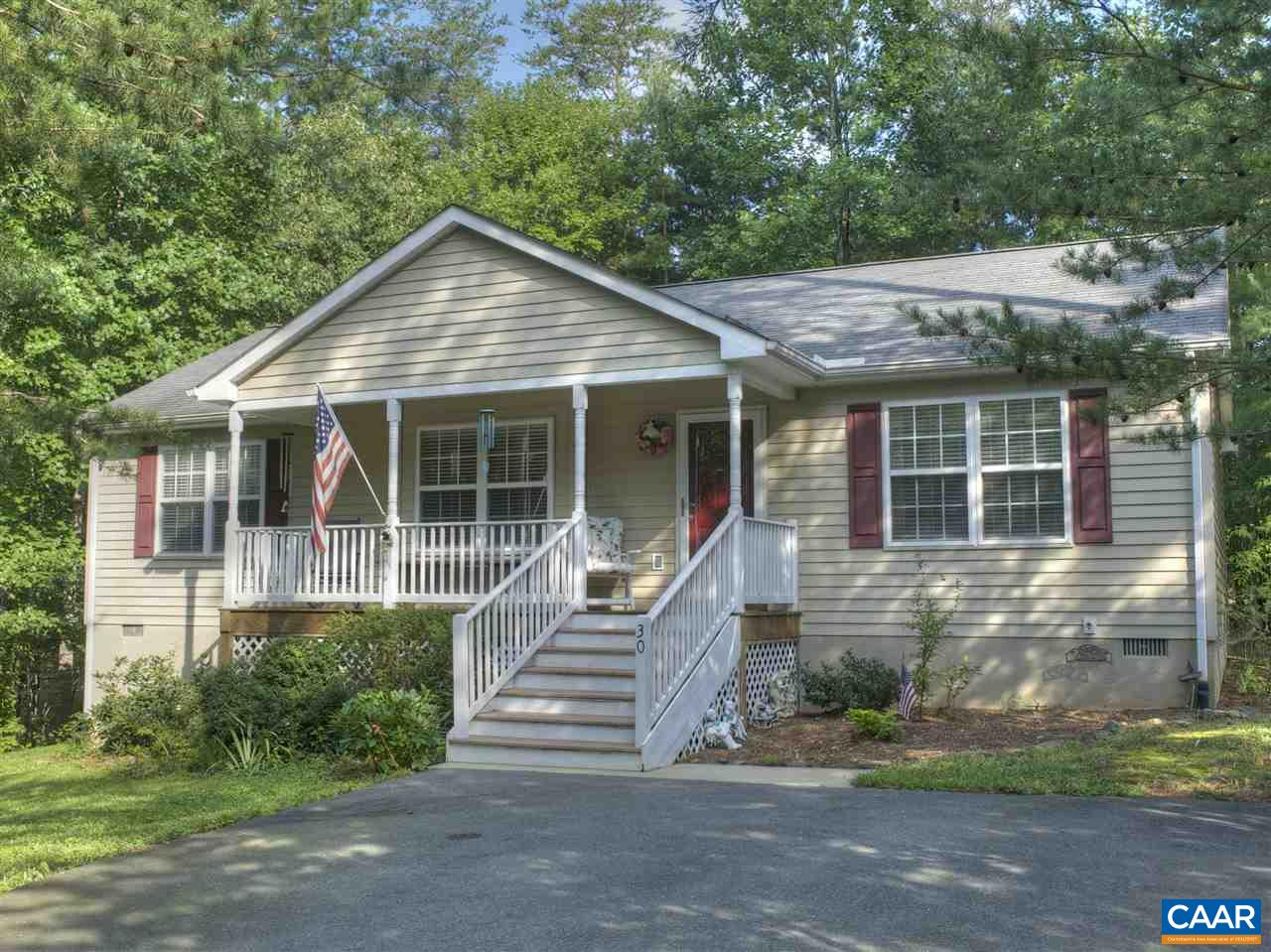 Property for sale at 30 BEGUM RD, Palmyra,  VA 22963