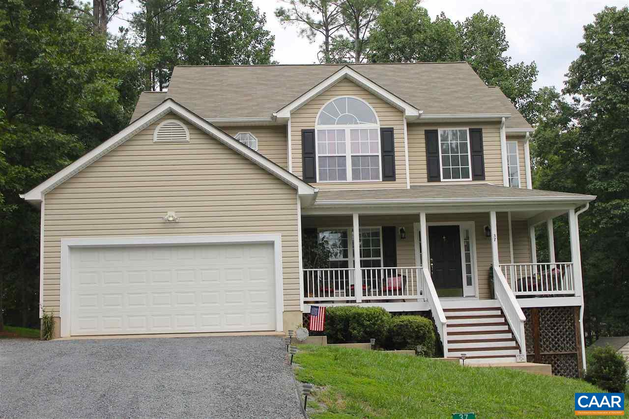Property for sale at 37 STONEWALL RD, Palmyra,  VA 22963