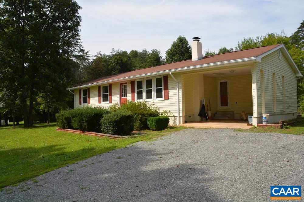 Property for sale at 1997 MATTHEW MILL RD, Ruckersville,  VA 22968