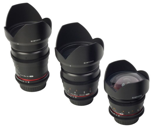 Dedicated Cinema Lenses and Your DSLR (2/2)