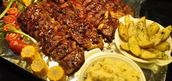 An International Feastival dining experience at the Grain Restaurant   Cebu Finest