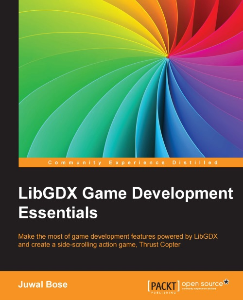 LibGDX Game Development Essentials_Juwal Bose_Cover