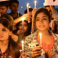 Delhi, India: 99 photos of Anti-Gang Rape Protest 印度全民激憤!