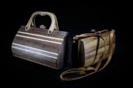 Joseph Rakotorahalahy, leseni ženski torbici. Foto: Aleš Verbič.