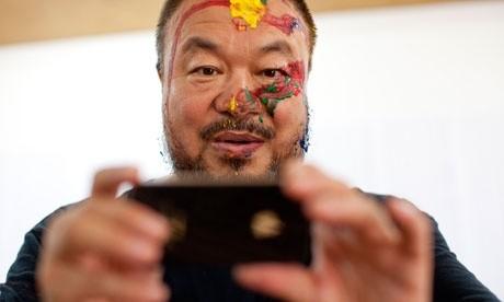 Camera Phones effect on art
