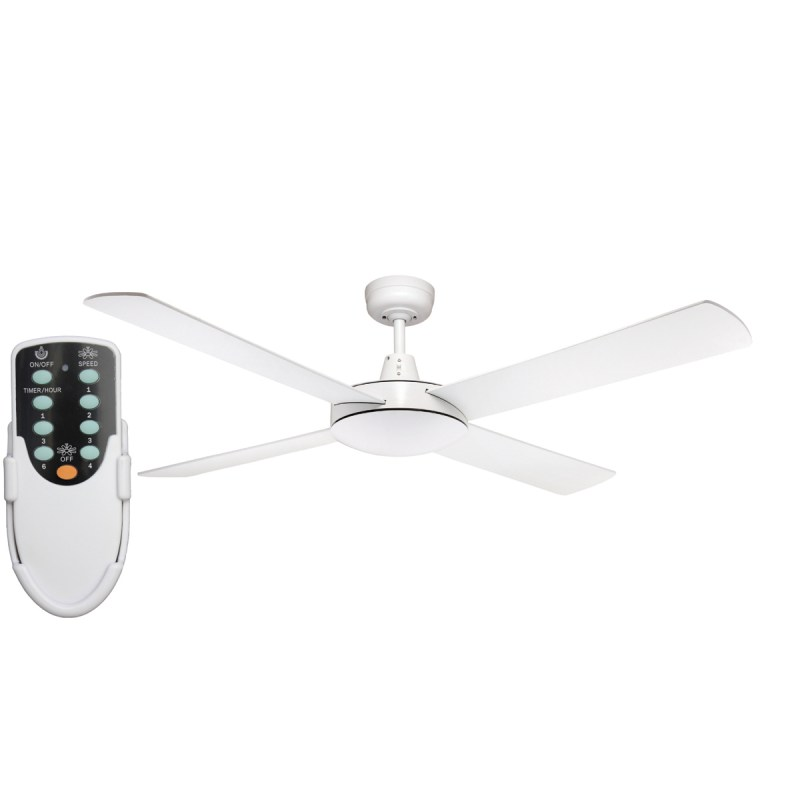 Large Of White Ceiling Fan