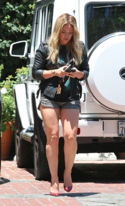 Small Of Hilary Duff Legs