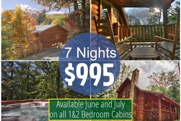 Summit Cabin Deal