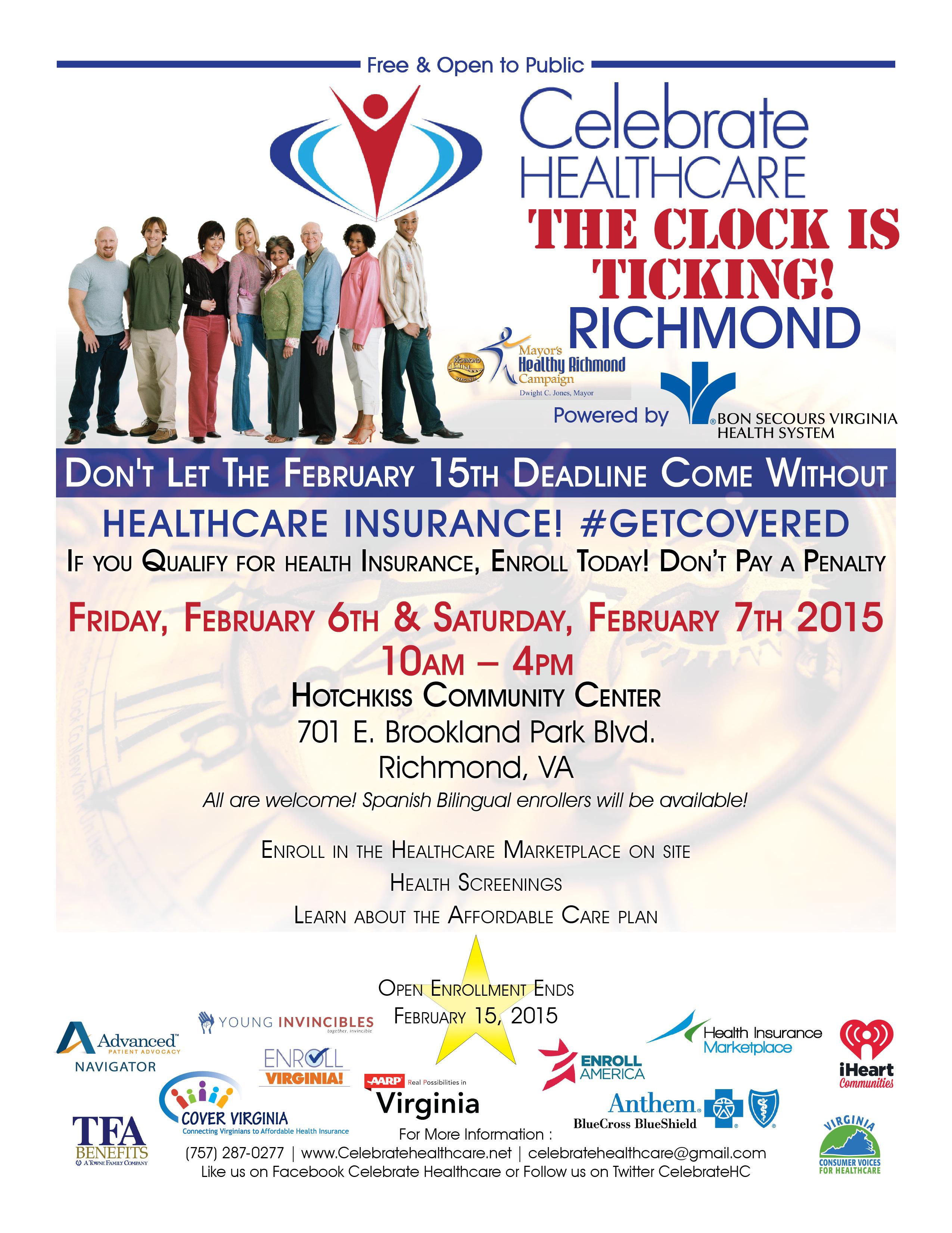 2015 CH Richmond Feb 6 & 7