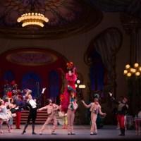 Kaleidoscope Boston Ballet in Léonide Massine's Gaîté Parisienne; photo by Rosalie O'Connor, courtesy of Boston Ballet