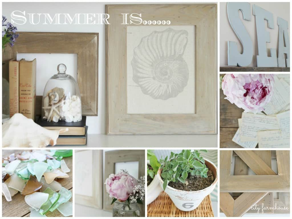 Summer E Course at City Farmhouse blog